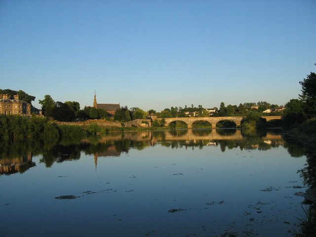 Rennie's Bridge, Kelso