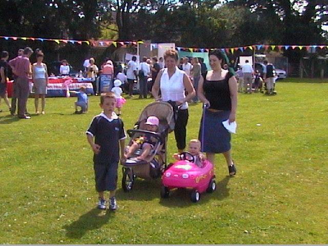 Bromley Heath Park summer fete 2003