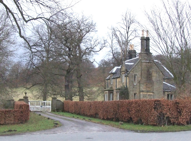 Beeley Lodge.