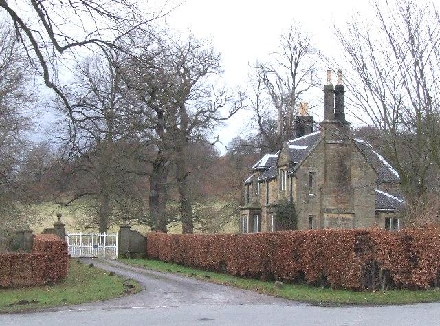 Beeley Lodge.