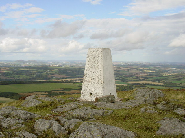 The trig point on Rubers Law