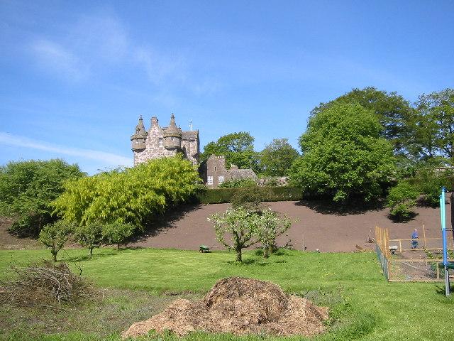 Gardyne Castle
