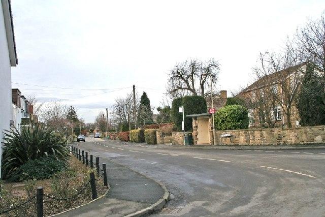 Burton Salmon Village,  Ledgate Lane