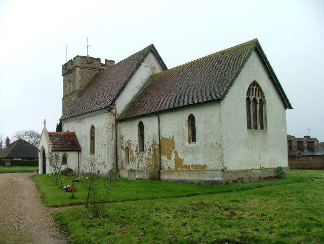 St Mary's Church Little Wymondley.