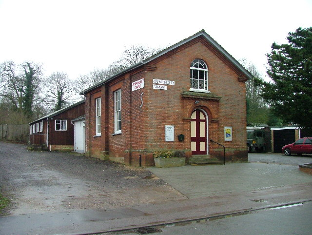 Wymondley Baptist Church.