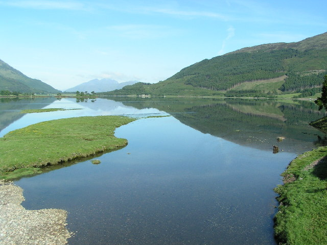 Loch Leven from Invercoe
