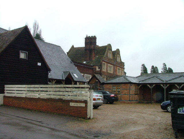 Delamere House - Great Wymondley