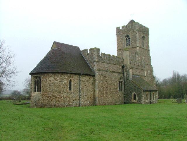 St Who's? Church Great Wymondley