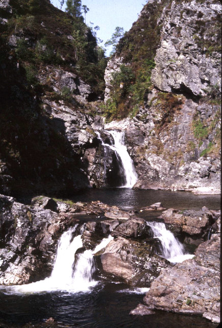Falls of Tarf.