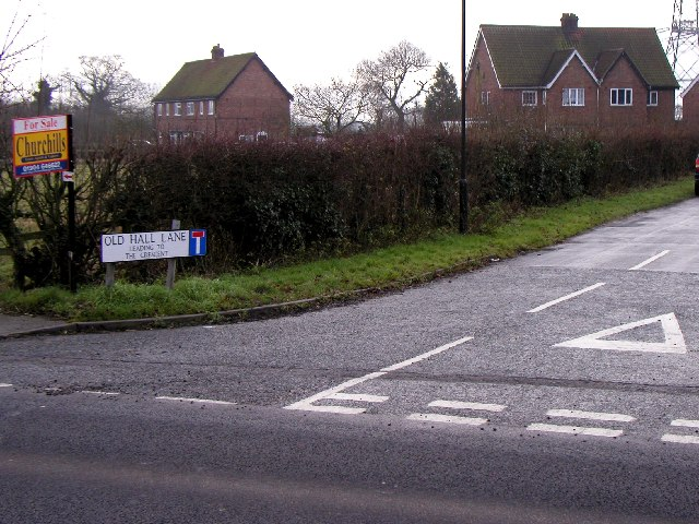 Old Hall Lane, Kexby