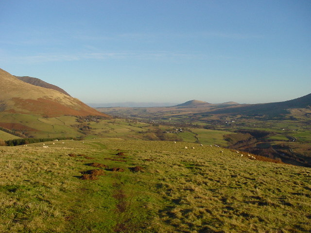 Footpath  on Latrigg