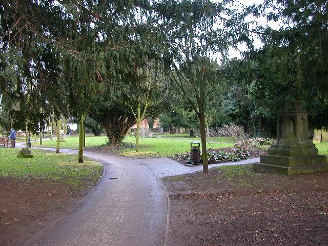 Rugby - Church Walk