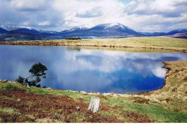 Tomanraid Loch