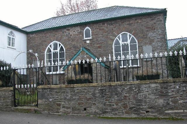 Chulmleigh Congregational Church