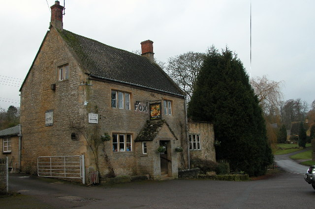 The Fox Inn, Broadwell