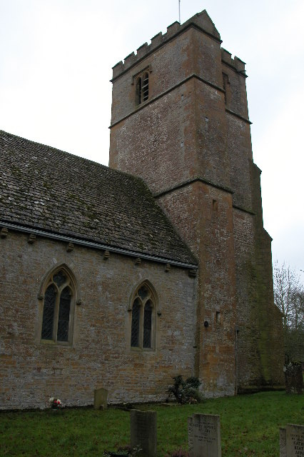 St Paul's church, Broadwell