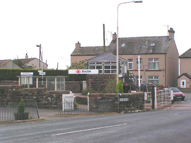 Bootle signal box