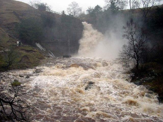 Thornton Force in Flood