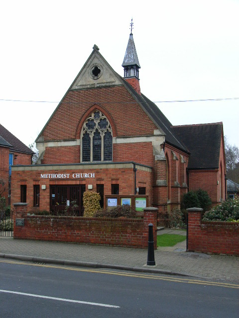 Crowthorne Methodist Church