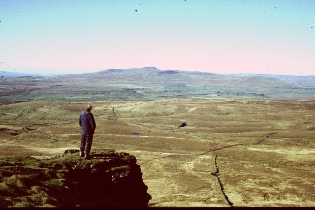 View From Penyghent