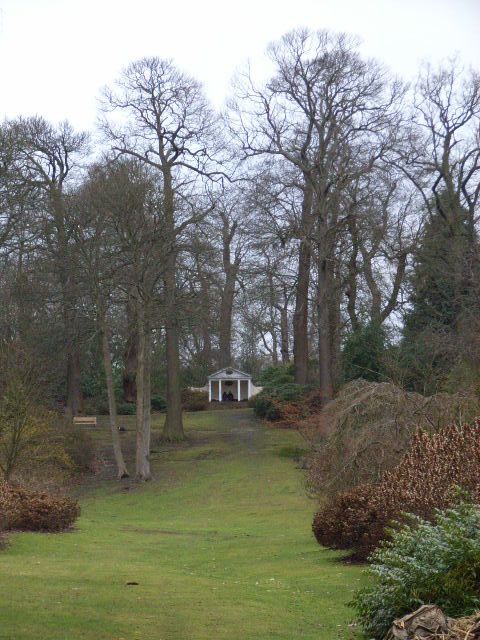 Gazebo in Valley Gardens