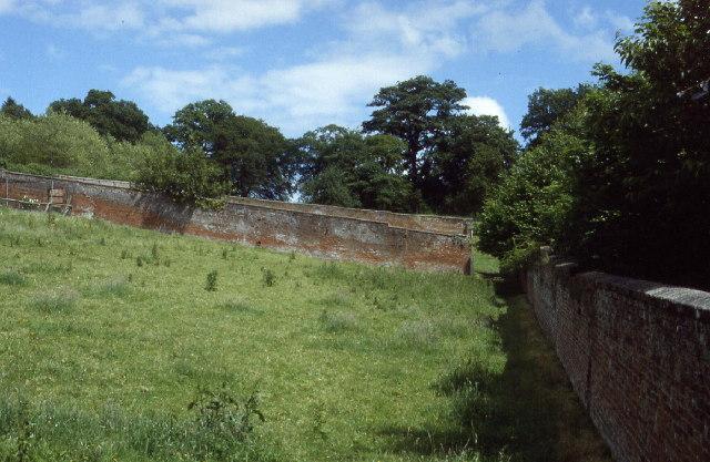 Walled Garden, Mawley Hall