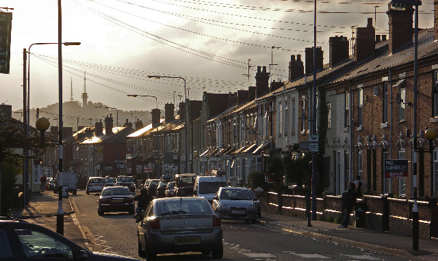 Bromford Lane, West Bromwich
