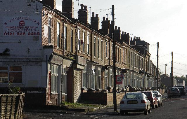 Rood End, Oldbury