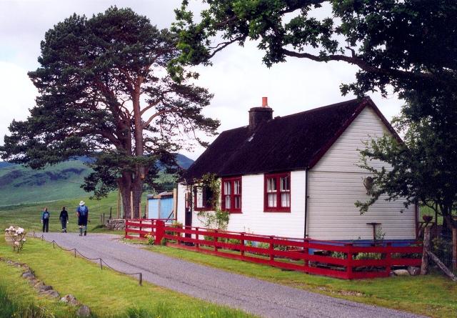 Cottage at Inveroran