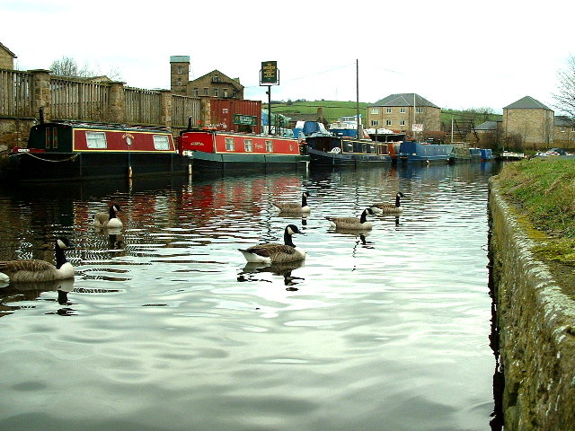 Calder and Hebble Navigation, Mirfield