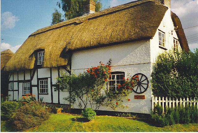 Wheelwright's Cottage, Easton