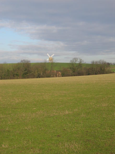Wind and Water Mills at Chesterton.