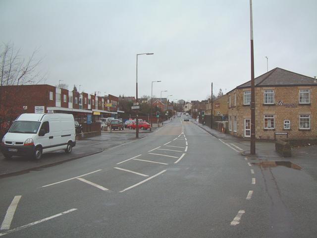 Main Street - Billinge