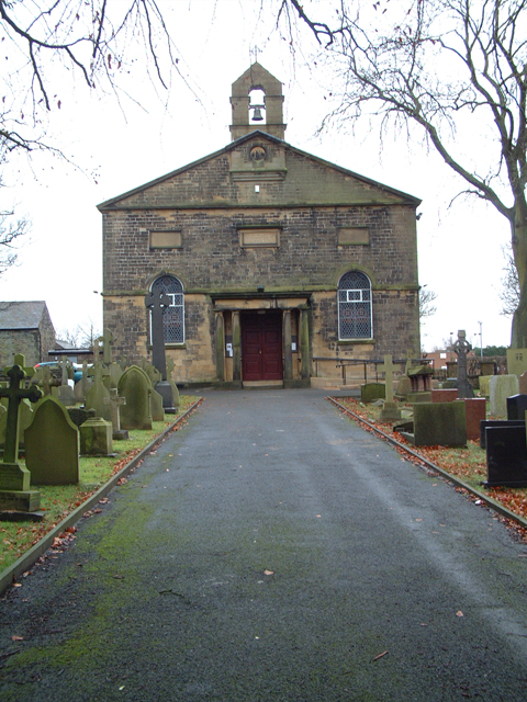 St Mary's - Birchley