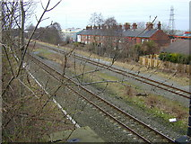 SJ3367 : There used to be a station here. by Stephen Charles