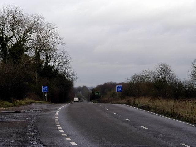 A31 Alresford Road