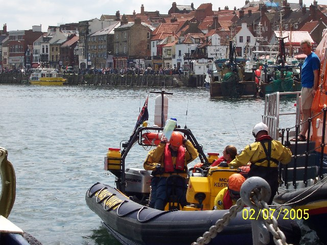 Whitby Coastguard