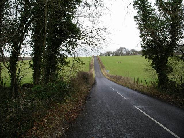 Road to Avington