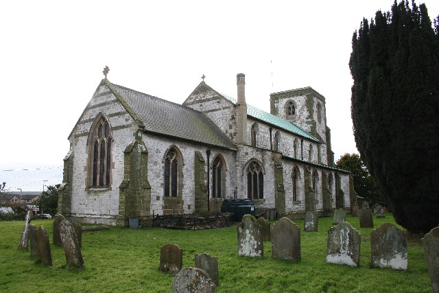 All Saints' church, Legbourne, Lincs.