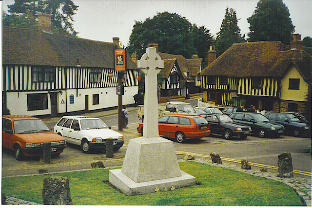War Memorial, Ightham
