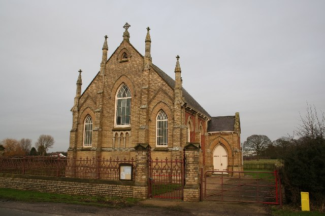 Methodist Church, South Reston