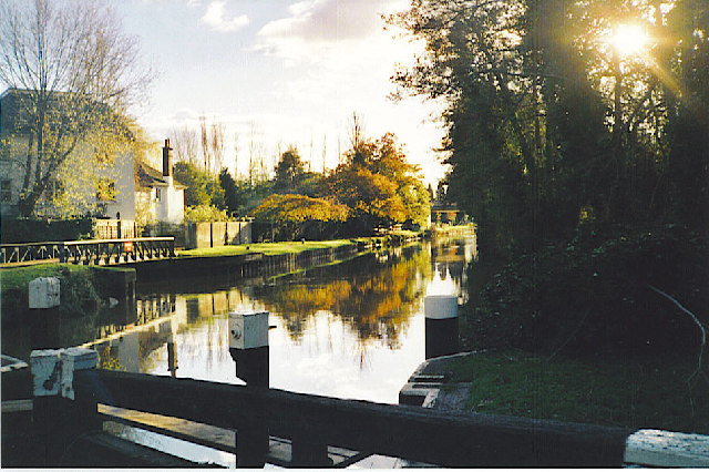 Bowers Lock, Burpham