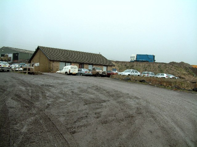 Binn Farm landfill site