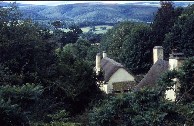 Selworthy Village