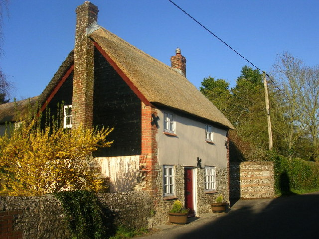 Thatched Cottage in Stratton