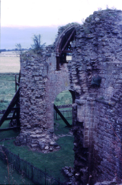 Lilleshall Abbey