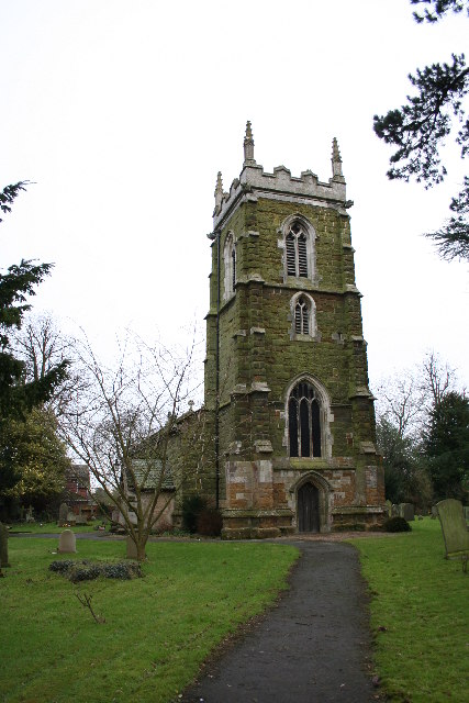 St. Mary's church, Manby, Lincs.