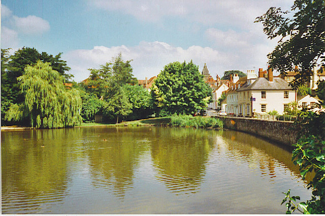 South Pond, Midhurst