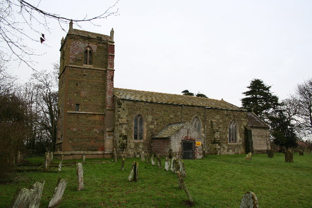 All Saints' church, Maltby le Marsh, Lincs.