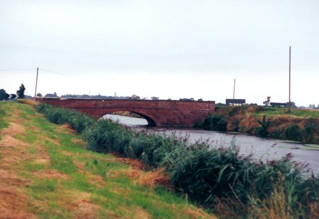 Bridge on the West Fen Drain